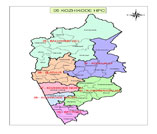 This is the HPC map of kozhikode