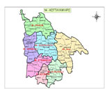 This is the HPC map of kottayam