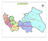 This is the HPC map of kollam